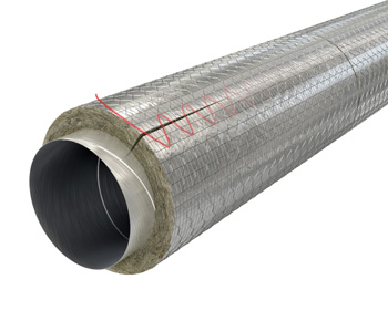 Installation of wired mat fixing with steel wire