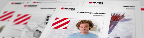 Paroc Installation guidelines